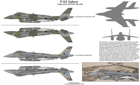 P.122 Vulture by BlastWaves