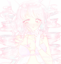 [ Adopt extra ] Butterfly Fairy Vial by raining-petals