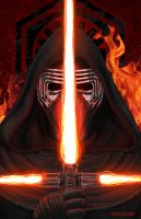 Kylo Ren by MetaWorks