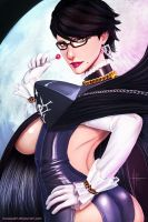 Bayonetta by InmortalKhan