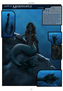 Guide to Merpeople - Chapter 1 by shyangell