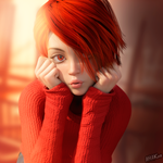 Red by AHAKuo
