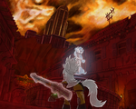 [FoE/BS] Under a blood red Cloud by TheOmegaRidley