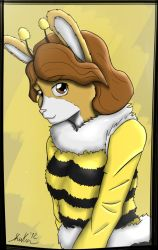 Queen Bee by ShukinTheFox