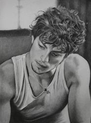 Aaron Taylor-Johnson by ekota21