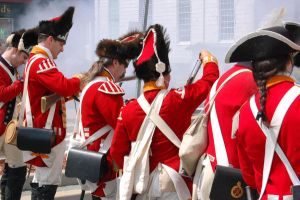 Redcoats by xDestin