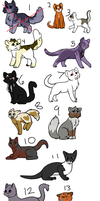 Cat Adopts OPEN by PointFreeadopts