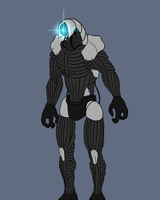 A new type of Geth by commanderhavoc