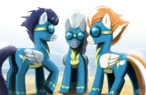 The Bolts of Summer by johnjoseco