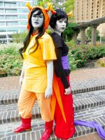 Ladies by QPUPcosplay