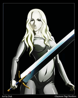 Claymore Teresa by duduk0