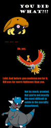 Ho-Oh Sanctioned Shenanigans: Dome Gets The News by KateVunza