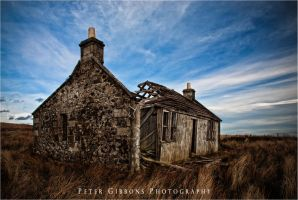 Old Cottage by Photo-Joker