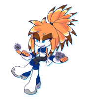 COM: Coral the Lionfish by SailingScum