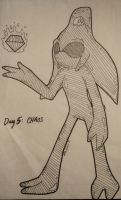 Day 5 : CHAOS by alleycatwoman127