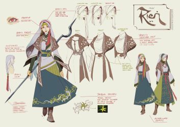 Rien Outfit Reference by N-Maulina