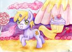Dinky in Candyland by Mana-Kyusai