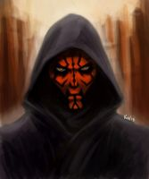 Darth Maul by ExiaLohengrin