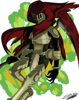 Specter Knight by Zoink-ers