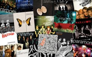 Paramore All the Music by Pabloan
