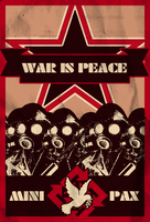 War is Peace by RvBOMally