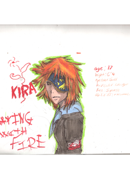 Playing With Fire Profile-Kira by SHINIGAMI-RULEZ