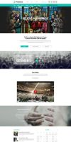 Bethlehem - Church WordPress Theme by bcubepl