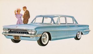 1961 Oldsmobile F-85 by Yesterdays-Paper