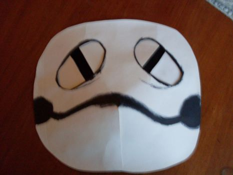 Zacharie Toad Mask~ by Zbee8