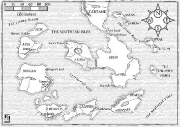 Southern Isles by Sapiento