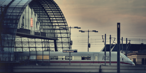 berlin central station by Fr34kZ