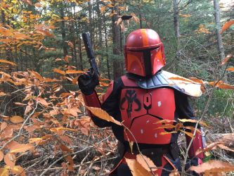 Mandalorian Autumn Shoot 2017 by Delta253