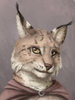 Another Lynx by flakjackal