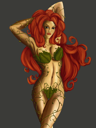 Poison Ivy Revisted by HellionAngel