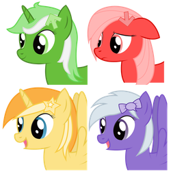 The Button Pones by joeyh3