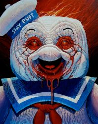 'Who Ya Gunna Call?' by davidmacdowell