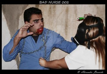 Bad Nurse II by AlexandreBoavida