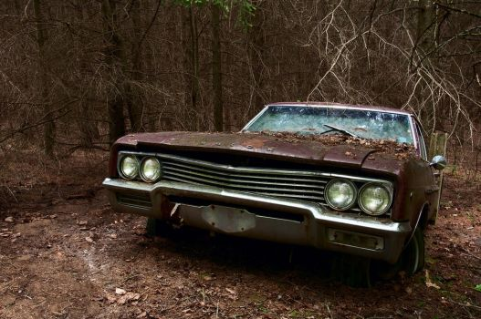 Brown Car 16771598 by StockProject1