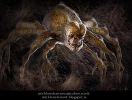 Mutant Arachnid by Mick2006