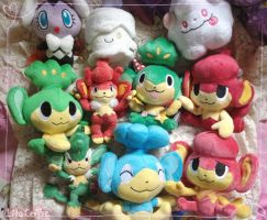 My Pokemon little collection (1)