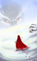 Little Red Riding Hood by CoolCatFlora