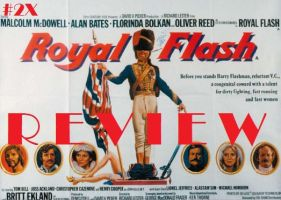 Review - Royal Flash (Lost ScreenCritique episode) by SavageScribe