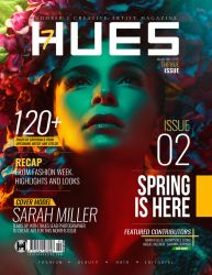 7Hues Magazine - Issue 02 vol. 1 by MadSDesignz