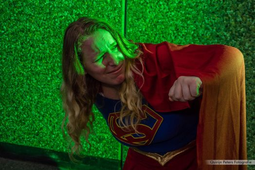 That's Kryptonite... damn by qppictures