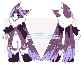 AD adoptable auction by Aurelynne