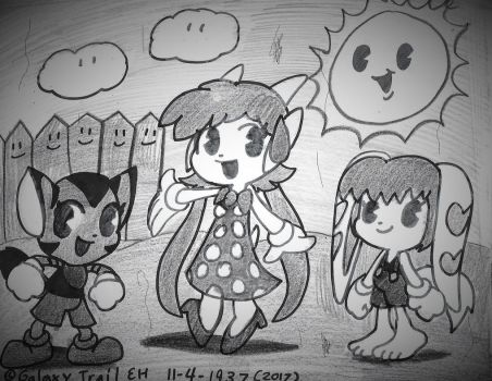 Lilac and Friends in Avalice Adventures by Edxtreme