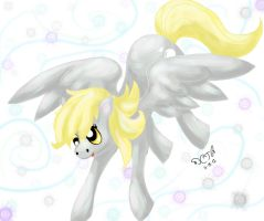 Derpy Hooves by MillyT