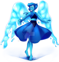 SU: Wings of Water by BechnoKid