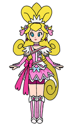 Peach - Cure Heart by KatLime