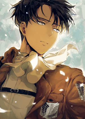 Absolutely and Utterly Filthy {Levi x Reader} by Persephon-e on